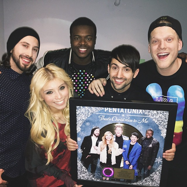 Closet Compartilhado - That's Christmas To Me - Pentatonix