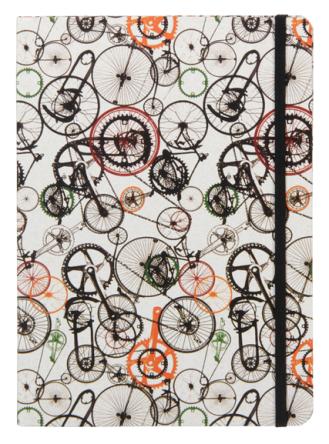 Caderneta da Tok&Stock criada pelo estilista Roberto Fraga