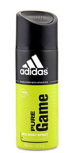 Desodorante Adidas Pure Game Masculino vendido na The Beauty Box