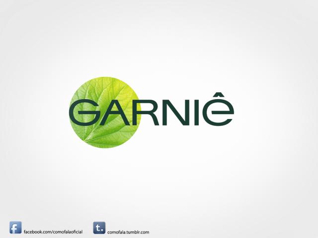 Closet Compartilhado - Como fala Garnier
