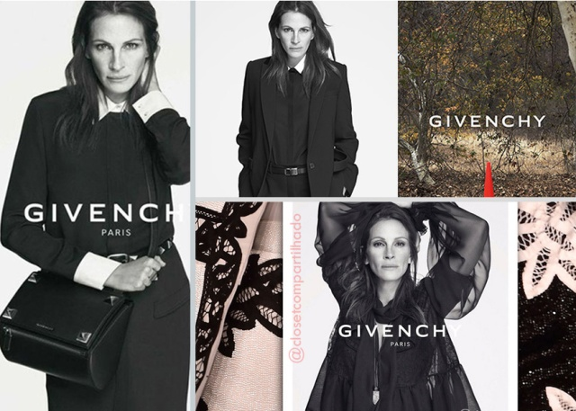 Closet Compartilhado - Julia Roberts para Givenchy