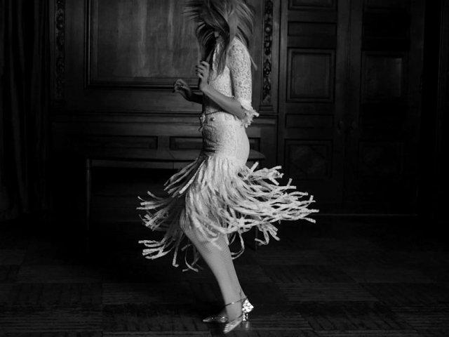 Closet Compartilhado - a dança da Karlie Kloss
