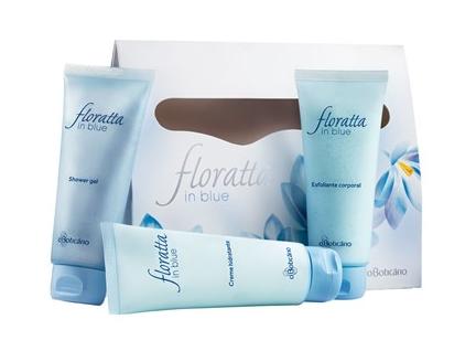 Closet Compartilhado - Kit Floratta em Blue, da Boticário