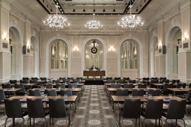 Closet Compartilhado - Hilton Opera Paris passa por reforma de US$50 milhões e fica espetacular
