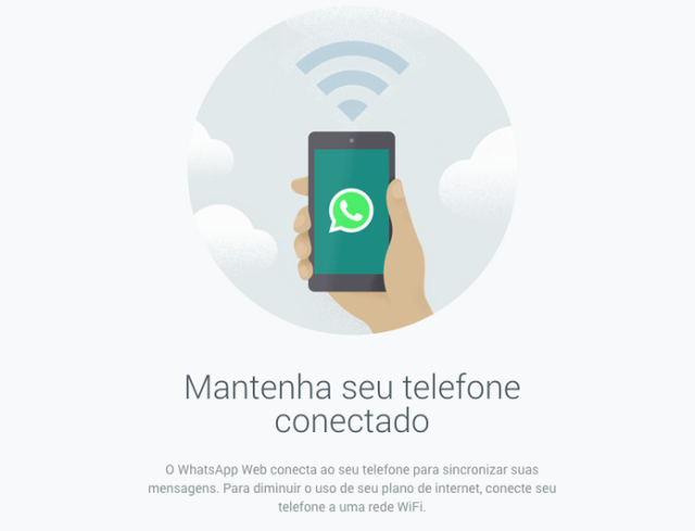 Closet Compartilhado - Techtudo conta como usar o Whatsapp para web