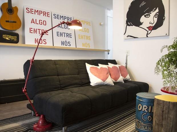 Programa Decora, da GNT, reforma casa de daltônico - Foto: Felipe Costa / Divulgação GNT