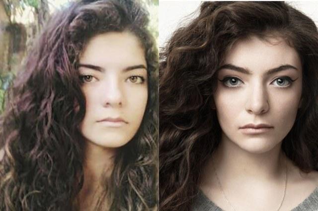 Brasileiras que se parecem com divas pop