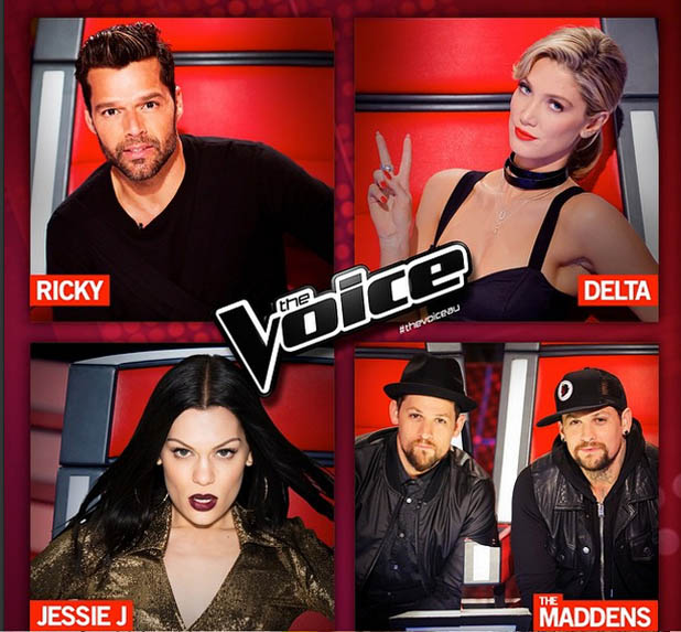 Jessie J é escolhida para o time do The Voice na Austrália