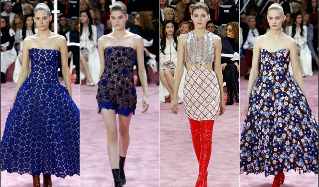 Closet Compartilhado - Ego seleciona os looks do Christian Dior, apresentados no Paris Fashion Week 2015