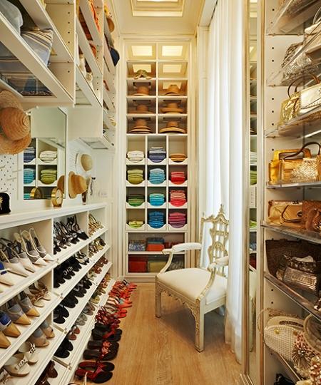 Closet compacto