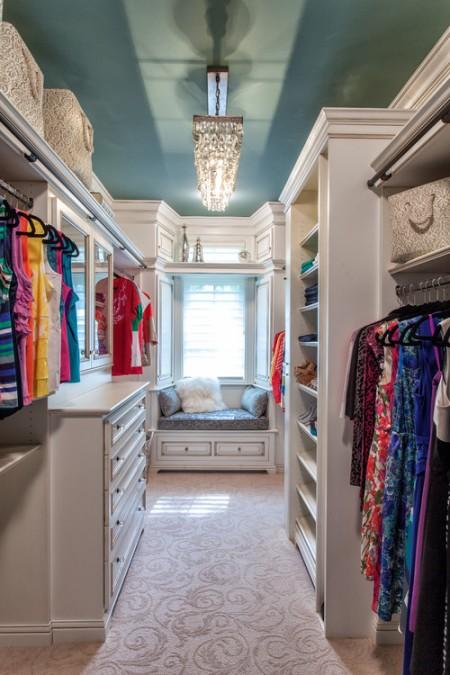 Closet tradicional