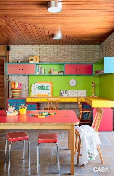 Brinquedoteca para despertar a criatividade das crianças