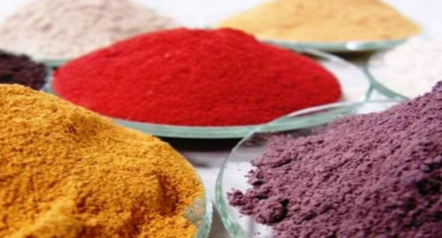 argilas coloridas medicinais